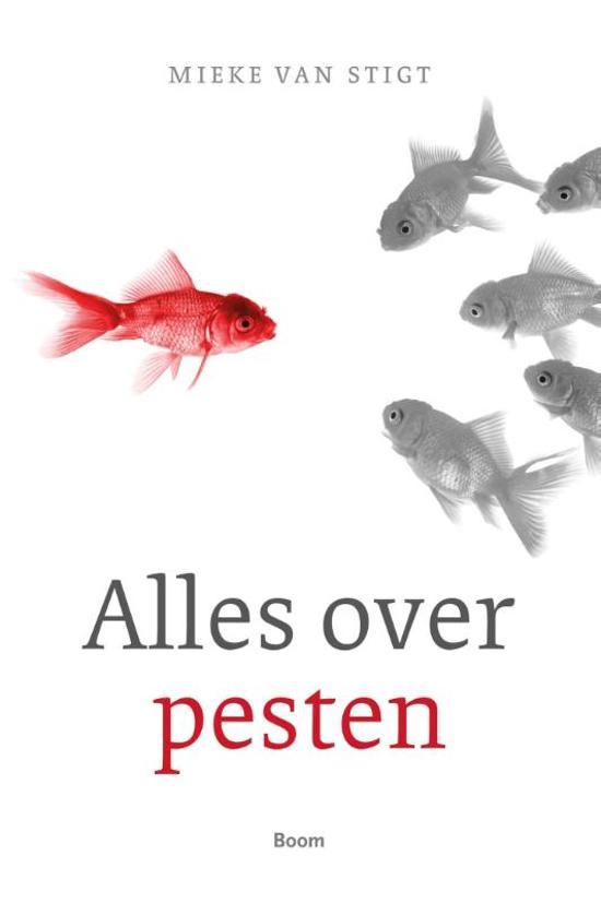 Boekcover: Alles over pesten, Mieke van Stigt
