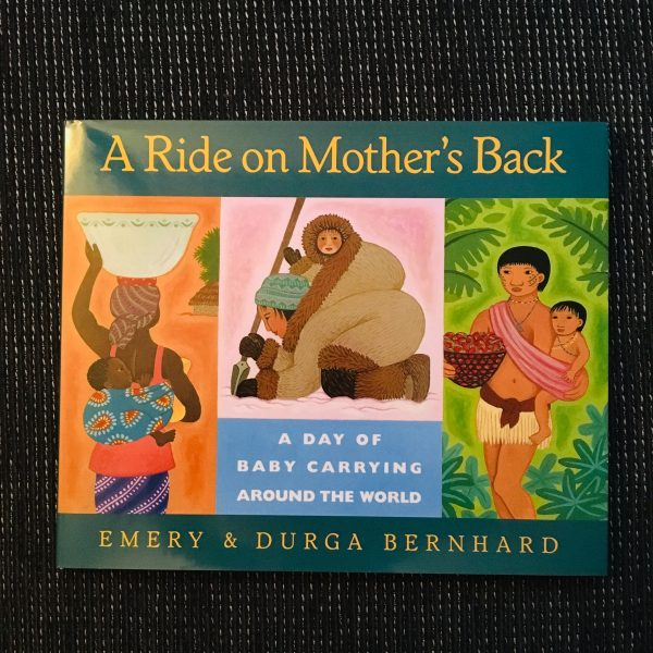 Boekcover: A Ride on Mother's Back